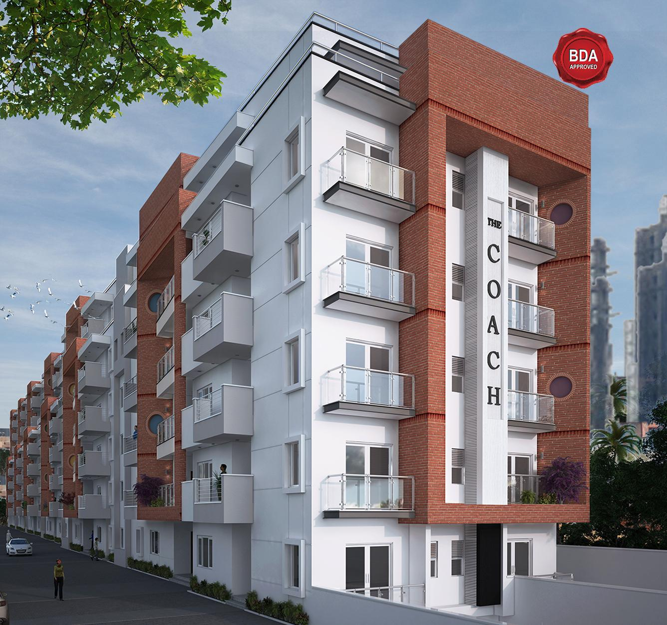 apartments electronic city